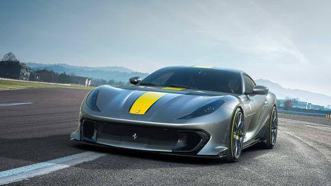 Así será un nuevo y exclusivo Ferrari basado en el 812 Superfast