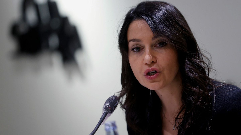 Inés Arrimadas. (EFE)