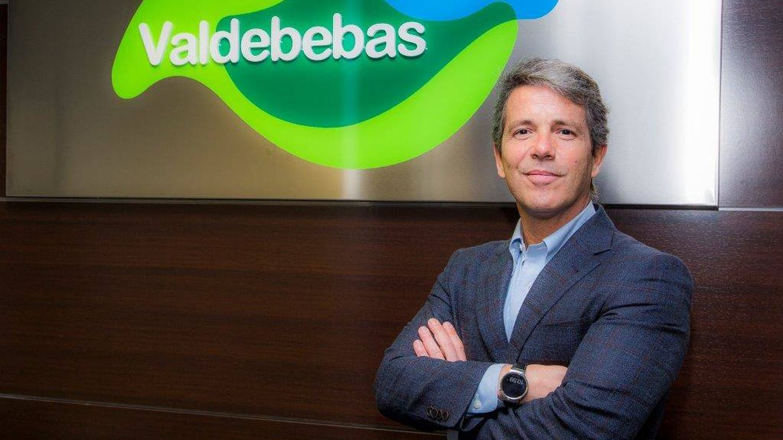 Foto: Marcos Sánchez Foncueva, director gerente de la Junta de Compensación de Valdebebas.