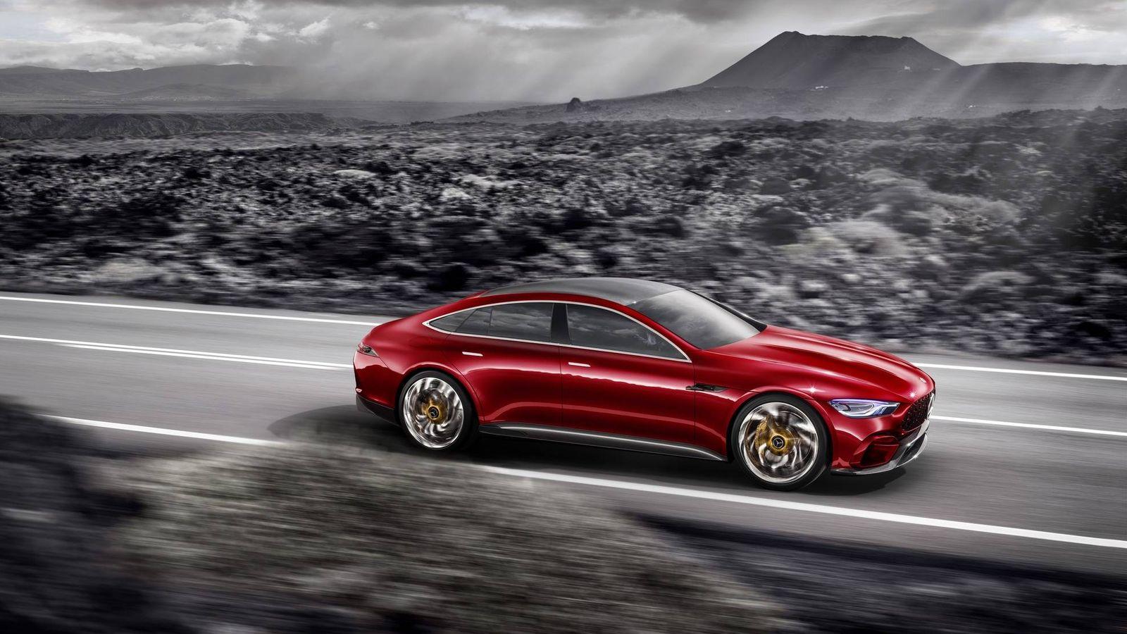 Foto: Mercedes-AMG GT Concept