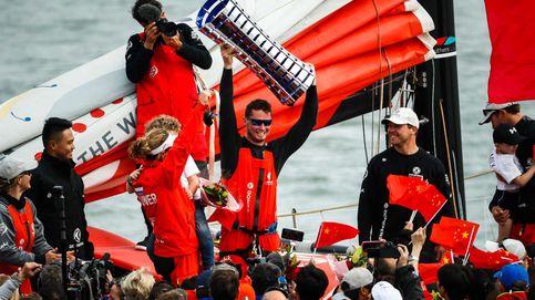 El final de 'foto finish' de la Volvo Ocean Race y el histórico resultado del Mapfre