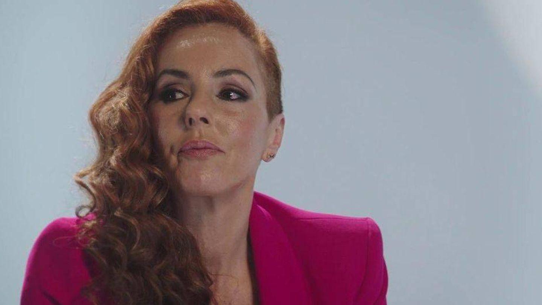 Rocío Carrasco, en la serie documental de Telecinco. (Mediaset)