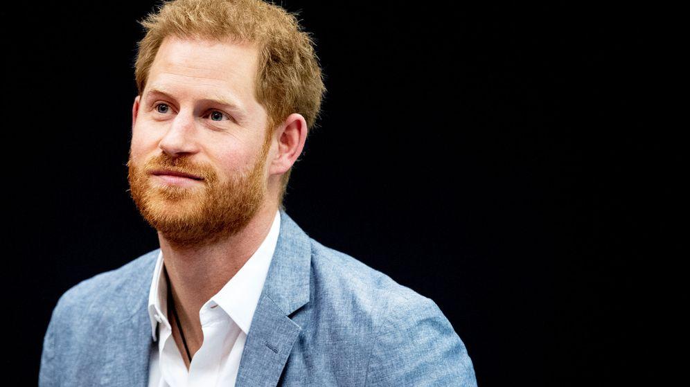 Foto: El príncipe Harry en una imagen de archivo. (Reuters)