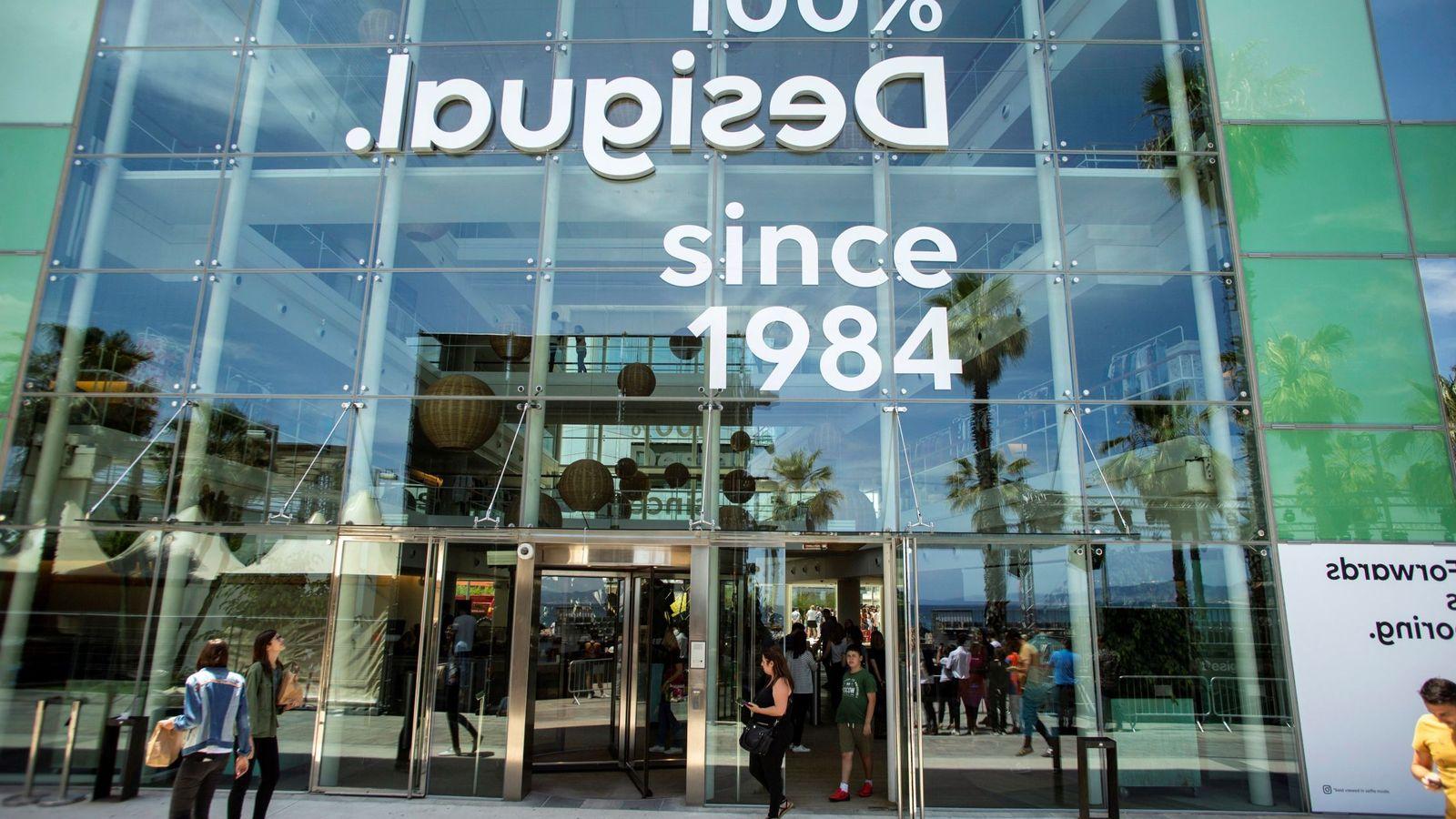 Foto: Desigual da un giro a su logo e identidad para atraer a clientes más jóvenes