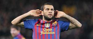 Sandro Rosell se arrepiente de no haber vendido a Dani Alves al Manchester City el pasado verano