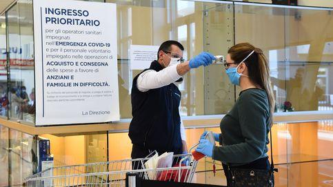 Los muertos en Italia superan ya los 21.000, pero los contagios se reducen