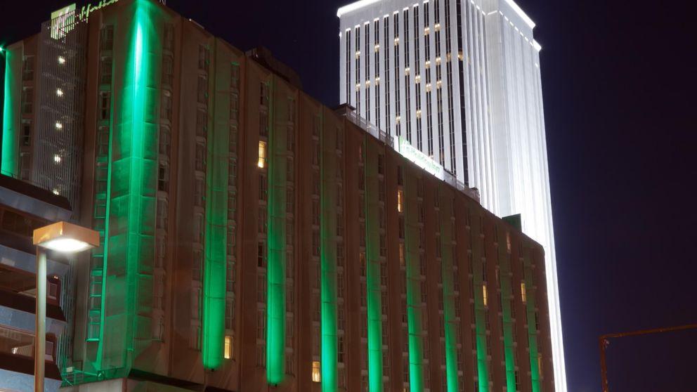 Hispania aterriza en la City madrileña con la compra del hotel Holiday Inn Bernabéu