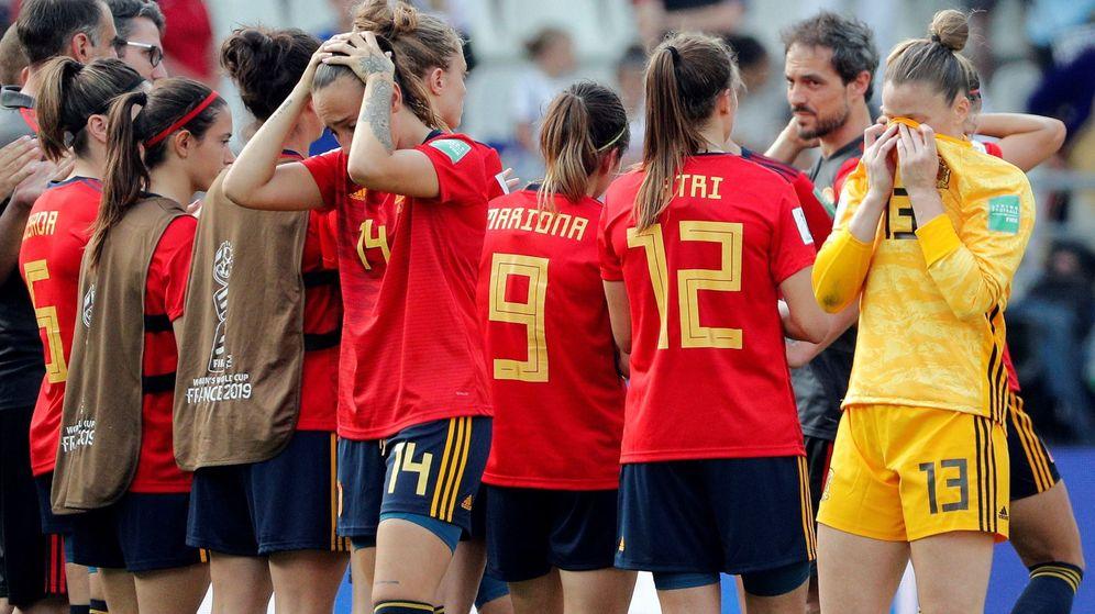 Foto: La selección española peleó hasta la extenuación para ganar a EEUU. (EFE)