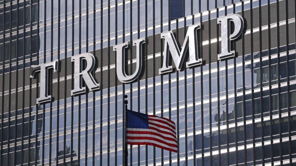 Foto: Vista del Trump International Hotel en Chicago, en enero de 2016 (Reuters)