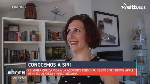 ETB pone cara a la identidad detrás de Siri: Iratxe Gómez, vasca y profesora