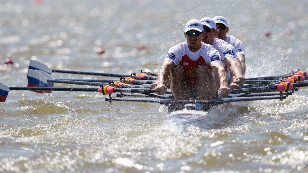 Excluyen a 22 remeros y 4 embarcaciones rusas de los Juegos