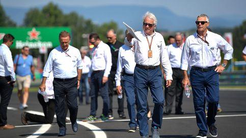 Motivos para sospechar que los comisarios de F1 no castigan a todos por igual