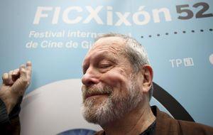 """Terry Gilliam: """"Me gusta que mi cine sea fantástico y una puta mierda a la vez"""""""