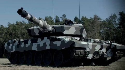 Supercañones y blindaje modular: los carros de combate que no llegan a España