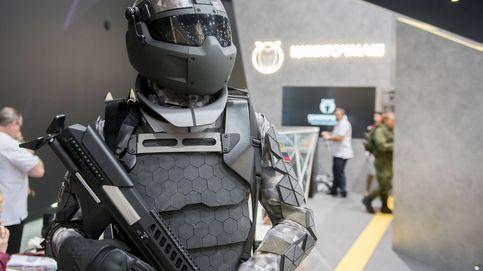 Ratnik: esta es la armadura de combate rusa para hacer 'invencibles' a sus soldados