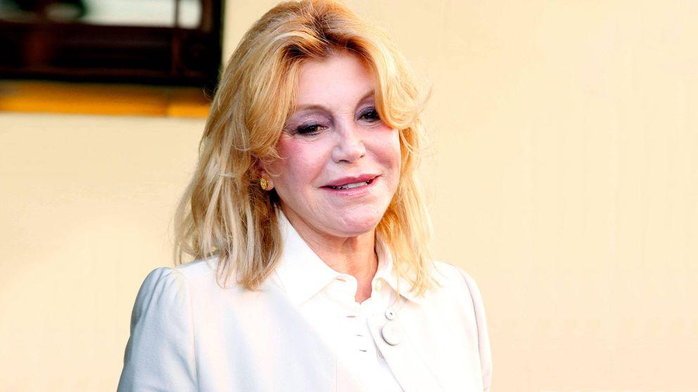Carmen Cervera, invitada al funeral institucional de la infanta Pilar