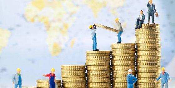 Los salarios aceleran tras la subida del SMI y ya registran el mayor avance en ocho años