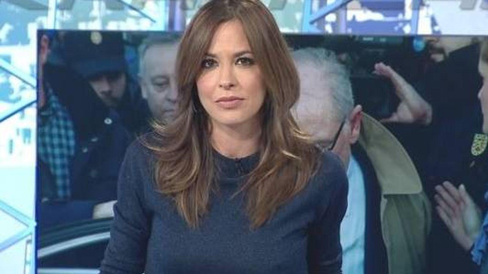 Foto: Mamen Mendizábal, en 'Más vale tarde'. (La Sexta).