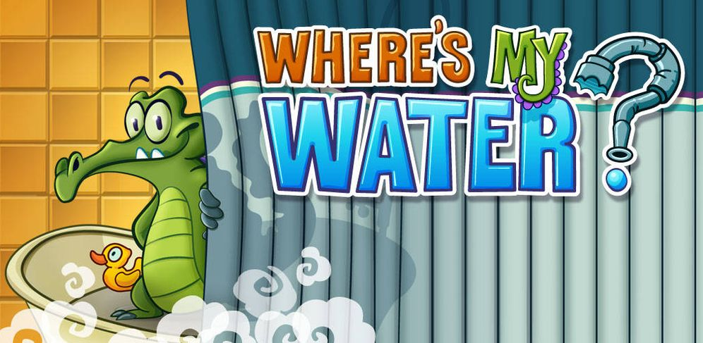 Foto:  'Where is my water?' es una de las aplicaciones de Disney denunciadas