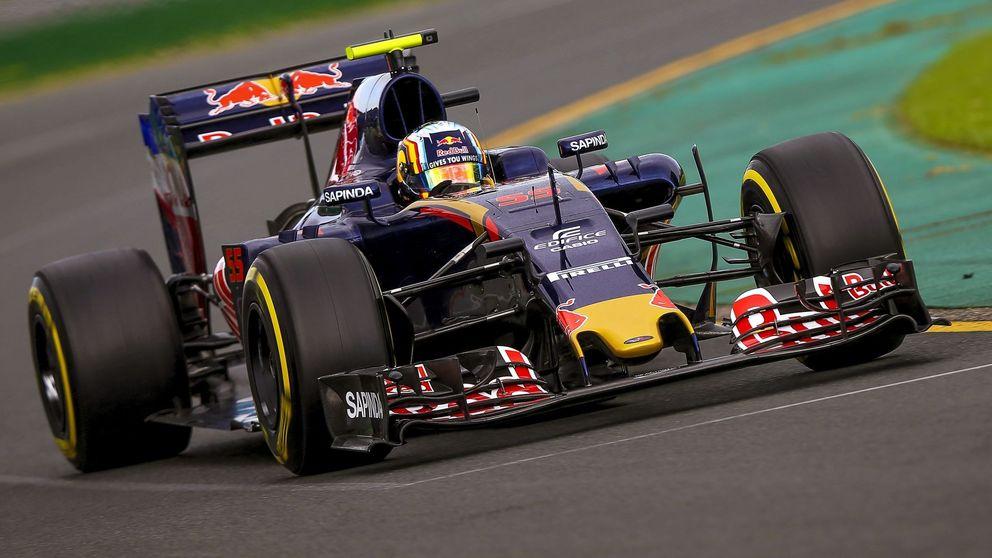 Carlos Sainz, frustrado, saldrá séptimo habiendo hecho el mejor quinto tiempo