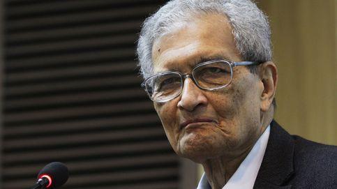 El economista indio Amartya Sen, premio Princesa de Asturias de Ciencias Sociales