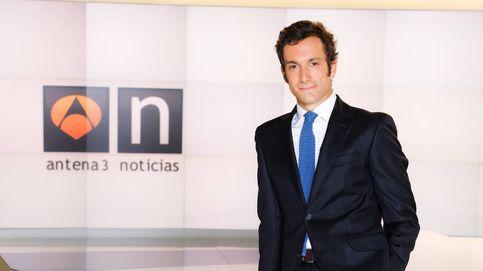 Antena 3 prescinde de Álvaro Zancajo