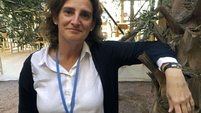 Teresa Ribera, en noviembre de 2016. (EFE)