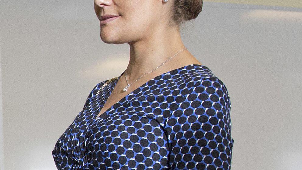 La gran duda sobre el segundo embarazo de la princesa Victoria de Suecia