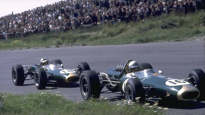Durante años el antiguo Zandvoort fue sede permanente de Grandes Premios