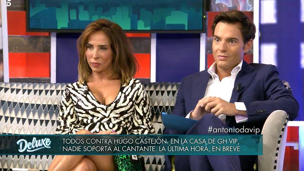 Fidel Albiac, marido de Rocío Carrasco, pidió la cabeza de María Patiño en TV