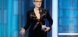 Post de Meryl Streep lanza un dardo a Donald Trump en los Globos de Oro