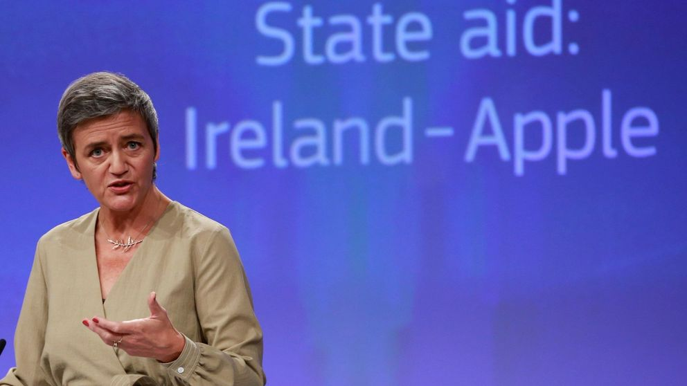 La Justicia europea anula la multa de 13.000 M de Bruselas a Apple