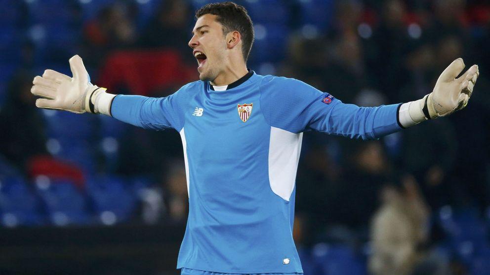 La brutal mutación de David Soria: de Segunda B a la final de la Europa League