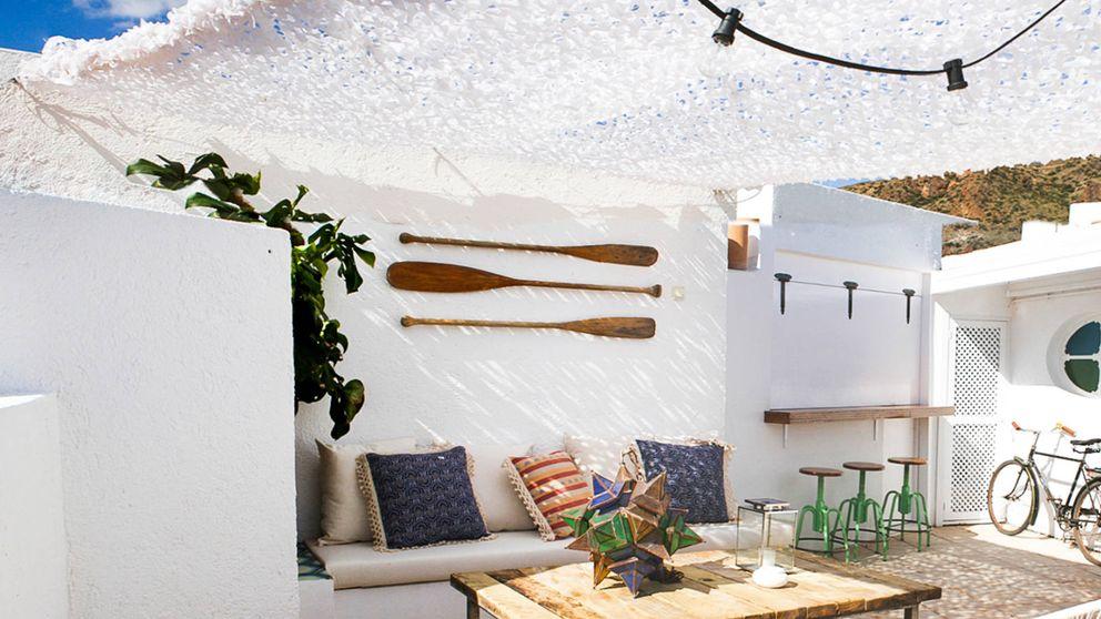 Casas de alquiler donde disfrutar de unas vacaciones de verano muy 'deco'