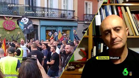 Viyuela señala en 'La Sexta noche' a Vox por la manifestación neonazi en Chueca