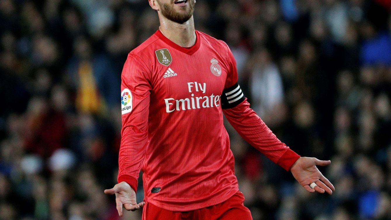 La prioridad en el Real Madrid no es mejorar el contrato de Sergio Ramos