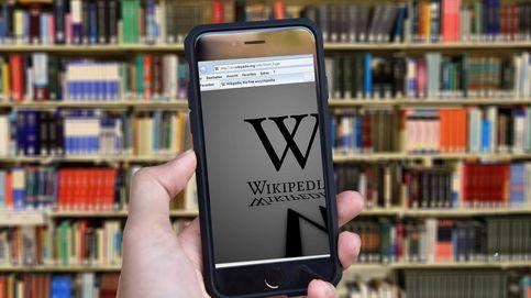 Wikipedia en español se va a negro en protesta por la nueva normativa europea
