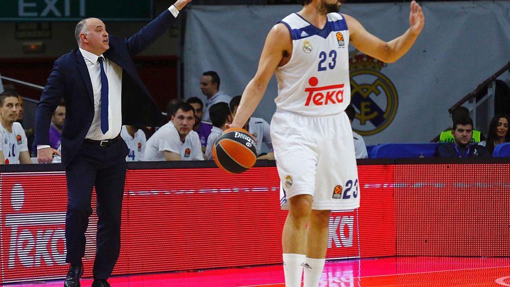 El Madrid pierde en casa por primera vez en más de un año, ante el Gran Canaria