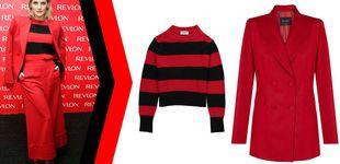 Post de Copia el look del traje rojo (pasión) de Amaia Salamanca