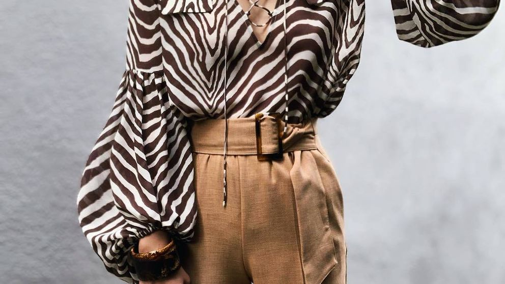 Mira el efecto dominó que tiene este pantalón de Zara entre las influencers