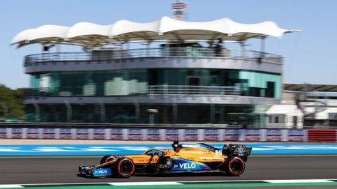 Si no quieres caldo, dos tazas para Carlos Sainz y McLaren: Sobrevivimos en la pista