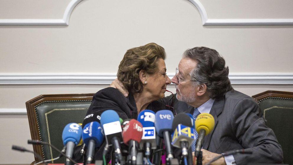 """Alfonso Grau ratifica el blanqueo: """"Pusieron los billetes de 500 en la mesa"""""""