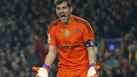 Según TVE, Casillas ya ha llegado a un acuerdo con el Real Madrid para irse