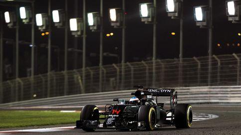 Fernando Alonso sonríe: Hemos ido mejor de lo esperado