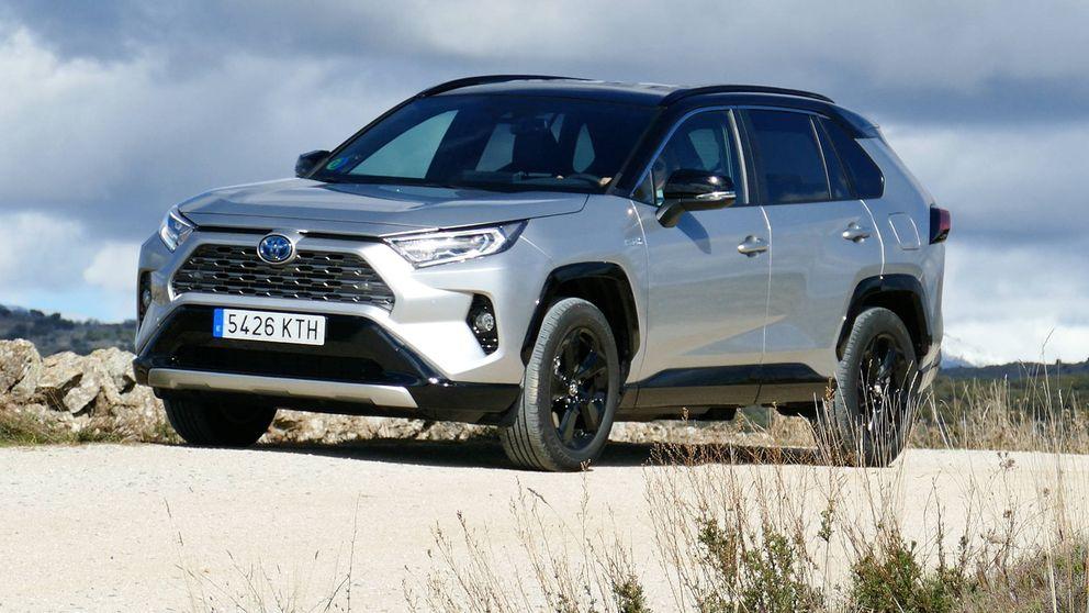 Cómo se las ha apañado Toyota para que su todocamino RAV4 sea un vehículo ECO