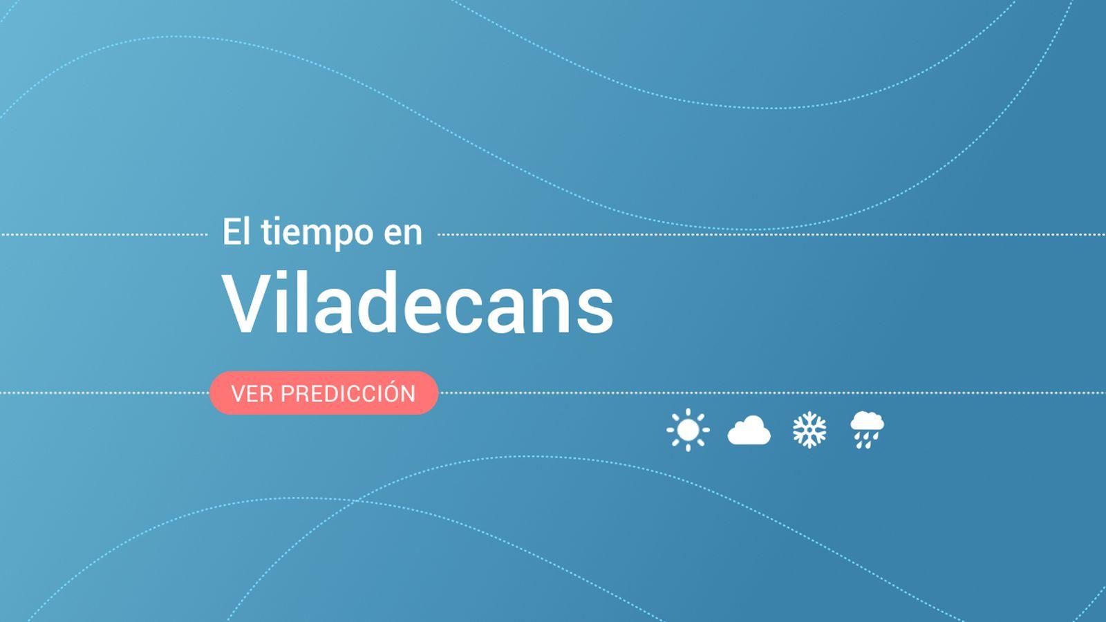 Foto: El tiempo en Viladecans. (EC)