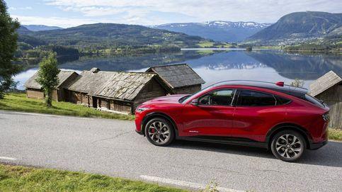 Ford Mustang de deportivo V8 a todocamino eléctrico
