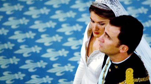 Boda de Felipe y Letizia: de la fiebre de la novia a la pelea y el robo de cubiertos