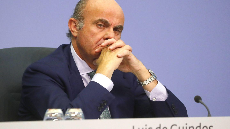 El exministro de Economía Luis de Guindos. (Reuters)