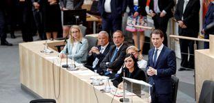Post de El caso Ibiza tumba al Gobierno austriaco del conservador Sebastian Kurz